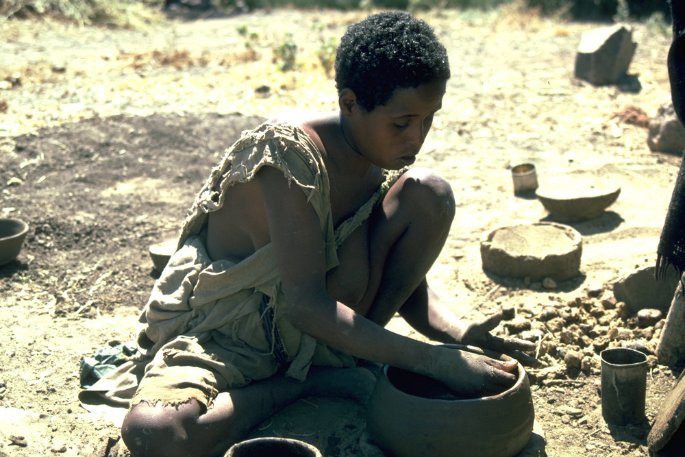 Poverty in africa essay