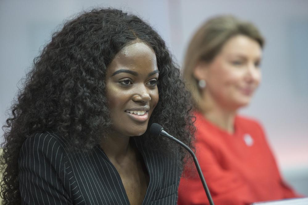 Sherrie Silver au Conseil des gouverneurs du FIDA